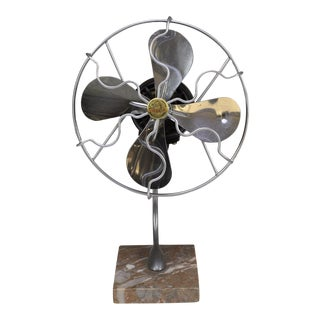 French Vintage Ventilator by Calor 1940's For Sale