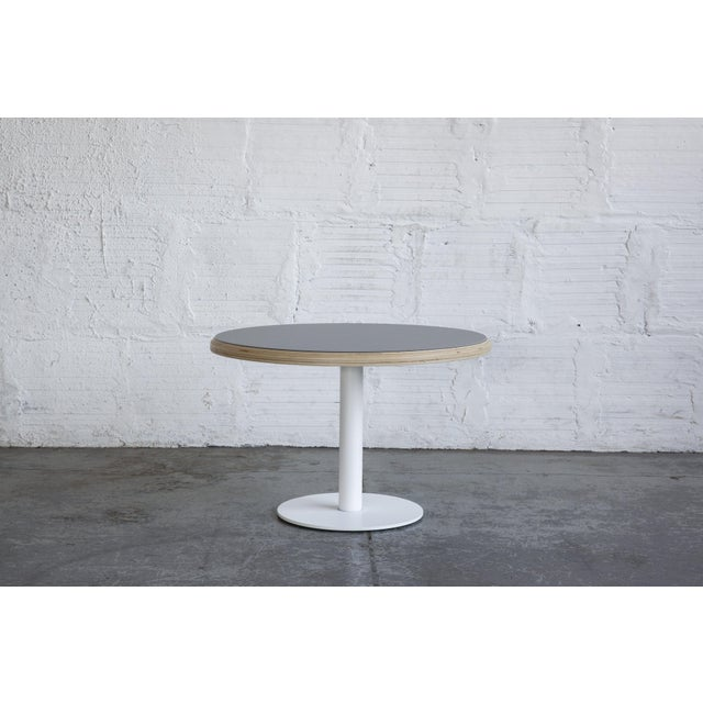 Mid-Century Modern Modern TMG Side Table For Sale - Image 3 of 5