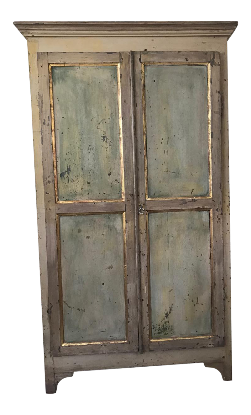 Lovely Antique 19th Century French Armoire