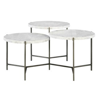 Contemporary Tiered Coffee Table For Sale