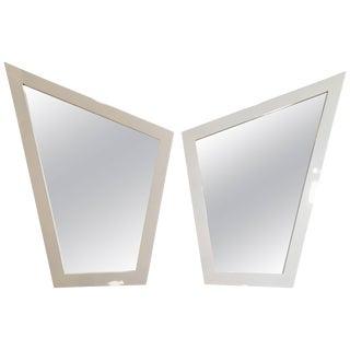 Pair of Original Design Mirror by Joseph Malekan For Sale