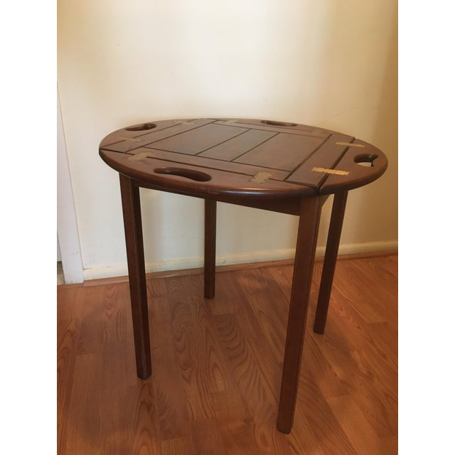 20th Century Bombay Butler Tray Table For Sale - Image 13 of 13