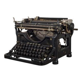 Antique Underwood Typewriter #10 C.1932 For Sale