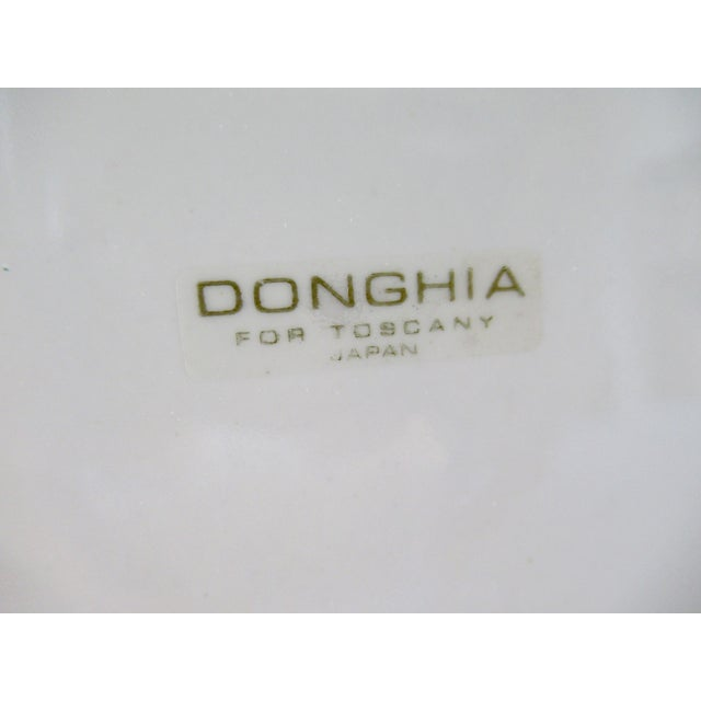 Vintage Donghia for Toscany Ceramic Sofa Keepsake Box For Sale - Image 9 of 13