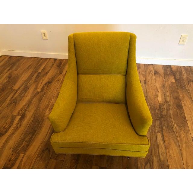 Milo Baughman for Thayer Coggin Milo Baughman Thayer Coggin Chair For Sale - Image 4 of 10