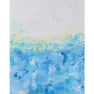 Contemporary Abstract Landscape Painting For Sale