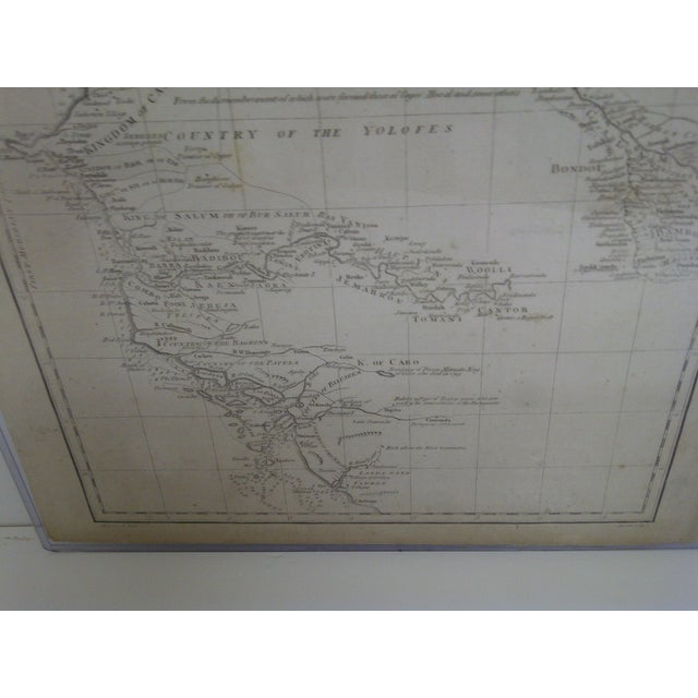Vintage 1788 Map of the Western African Coast For Sale In Pittsburgh - Image 6 of 8
