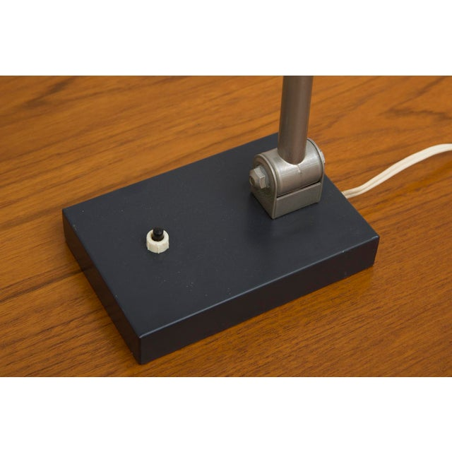 Hala Zeist Geometric Industrial Desk Lamp - Image 7 of 7