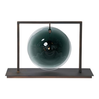 Veronese Orbe Gong Table Lamp