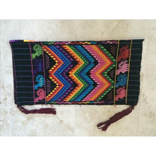 Vintage Guatemalan Textile - Image 6 of 7