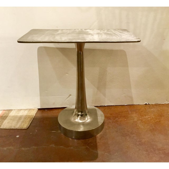 Arteriors Bellamy Rectangular Side Table For Sale In Atlanta - Image 6 of 6