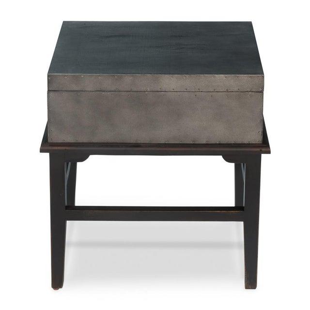 Sarreid Ltd. Afellay Side Table - Image 2 of 6