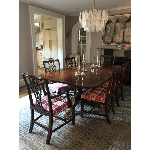 Antique Chippendale Dining Chairs - Set of 10 For Sale - Image 12 of 12
