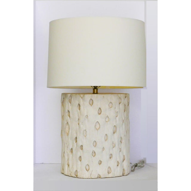 Saguaro Table Lamp Attributed to Steve Chase For Sale In Palm Springs - Image 6 of 6