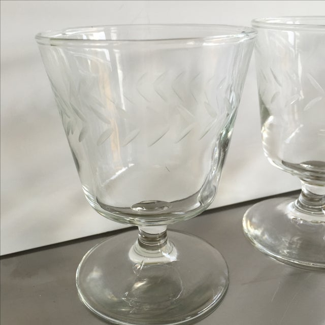 Laurel Wreath Champagne Glasses - Set of 4 - Image 3 of 5