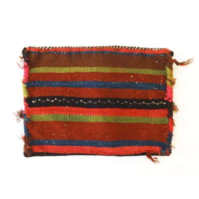 Bakhtiari Tribal Bag, Circa 1920 For Sale In New York - Image 6 of 6