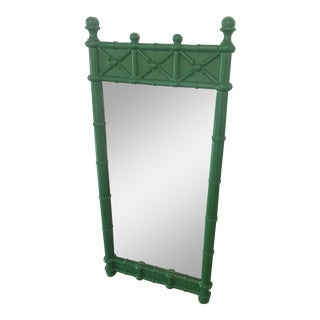 1970s Vintage Drexel Newly Lacquered Mirror