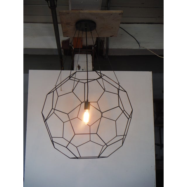 This platonic solid is an experimentation in Euclidean geometry. A Pure, simple and perfect volume collides with light...