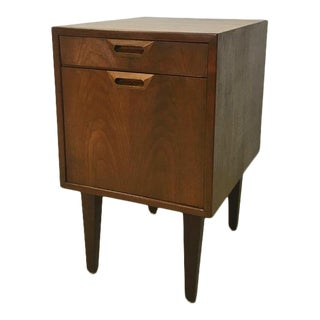 Raymor Danish Modern File Cabinet/ Side Table For Sale