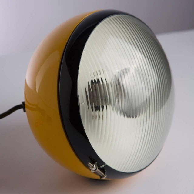 """Bowling"" Table Lamp by Leonardi and Stagi for Lumenform For Sale - Image 6 of 9"