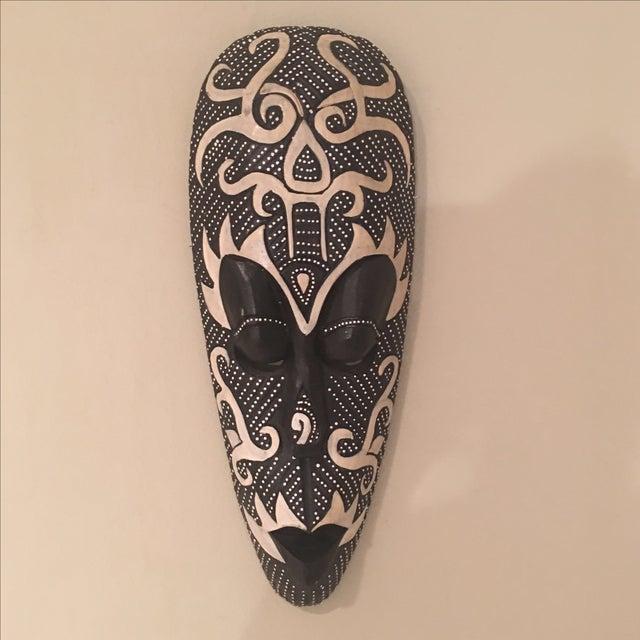 Ethnic Decorative Mask - Image 2 of 4