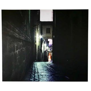 Michal Raz-Russo 'Calle Del Angel, Toledo' Contemporary Photograph For Sale
