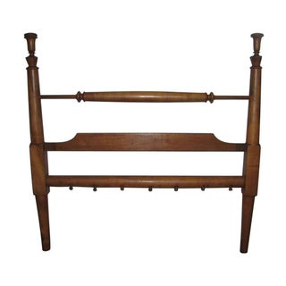 Colonial Style Wooden Full Size Bed Frame Preview