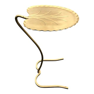 Salterini Style Lily Table For Sale