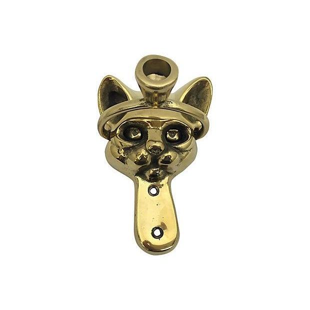 Winking Cat Door Knocker - Image 2 of 7