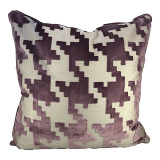 "21"" Square Robert Allen Pillow For Sale"