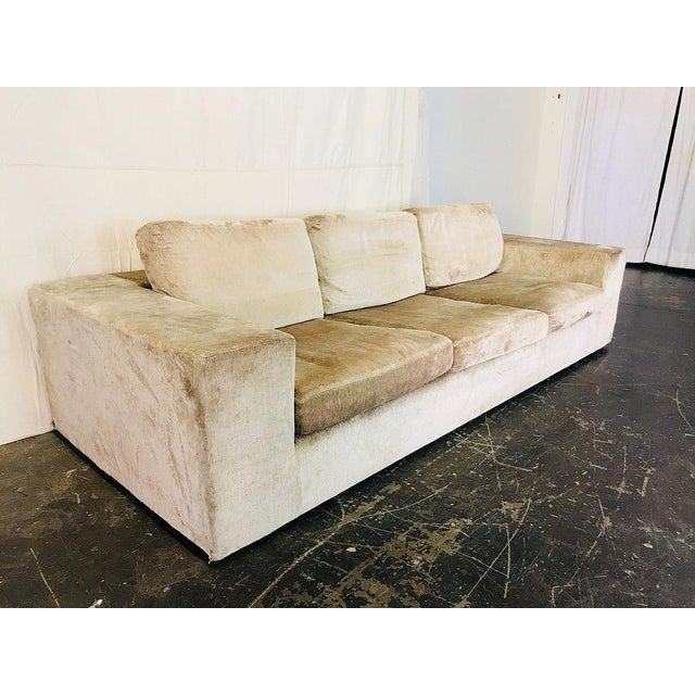 Modern Modern Sofa by Cisco For Sale - Image 3 of 9