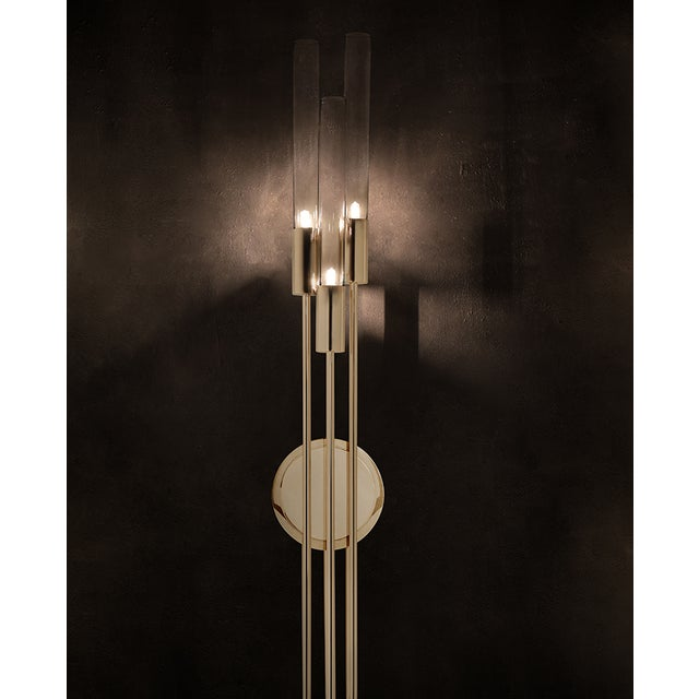 Not Yet Made - Made To Order Gala Torch I Wall From Covet Paris For Sale - Image 5 of 7