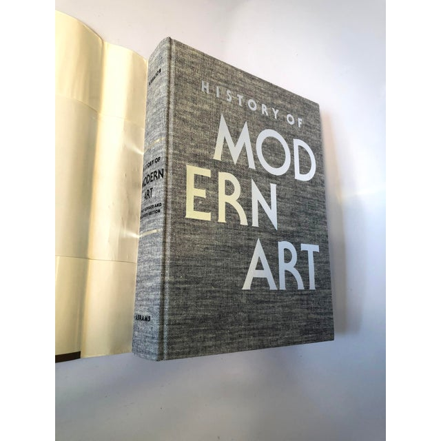 1980s Vintage History of Modern Art Coffee Table Book For Sale - Image 4 of 8