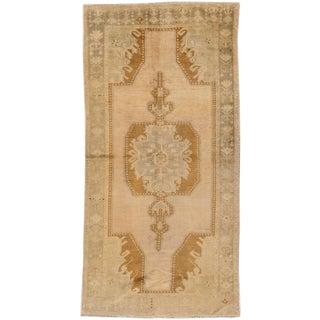 """Apadana - Vintage Khotan Rug, 8'11"""" X 4'6"""""""
