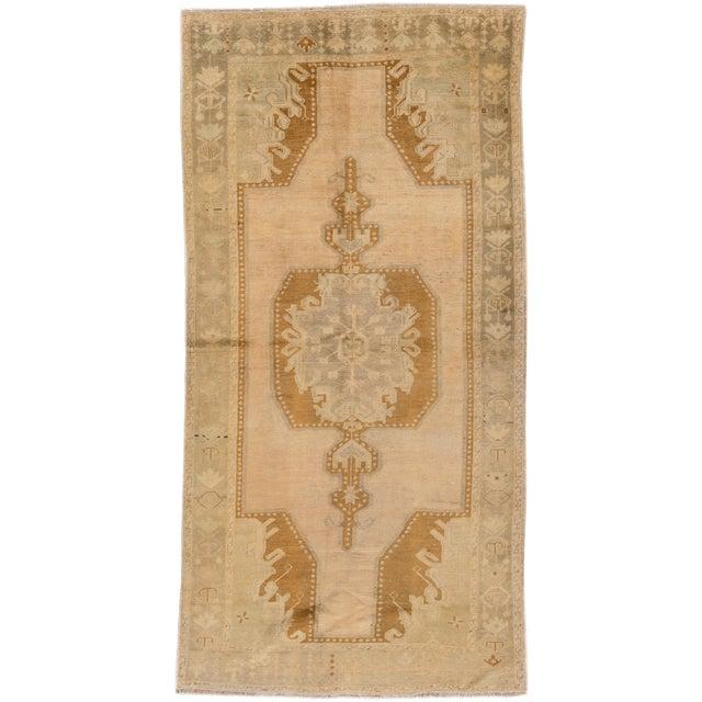 "Apadana - Vintage Khotan Rug, 8'11"" X 4'6"" For Sale"
