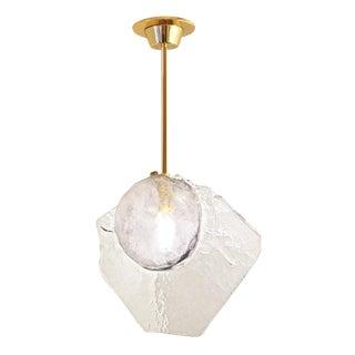 """""""Brezza"""" Murano Glass Pendant For Sale"""