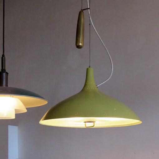 Paavo Tynell Counter Weight Chandelier For Sale - Image 10 of 10