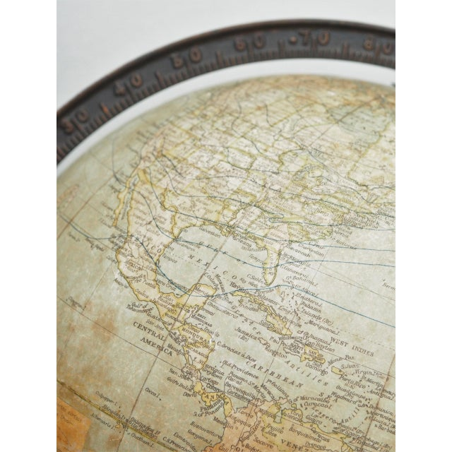 Terrestrial Globe For Sale - Image 4 of 9