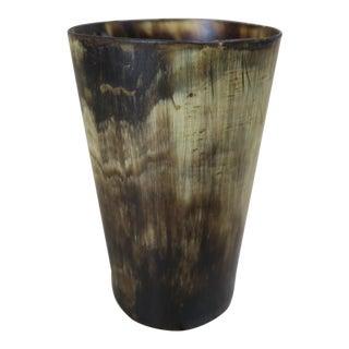 Vintage Horn Cup