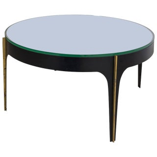 1960 Max Ingrand Coffee Table 1774 Model Manufactured by Fontana Arte
