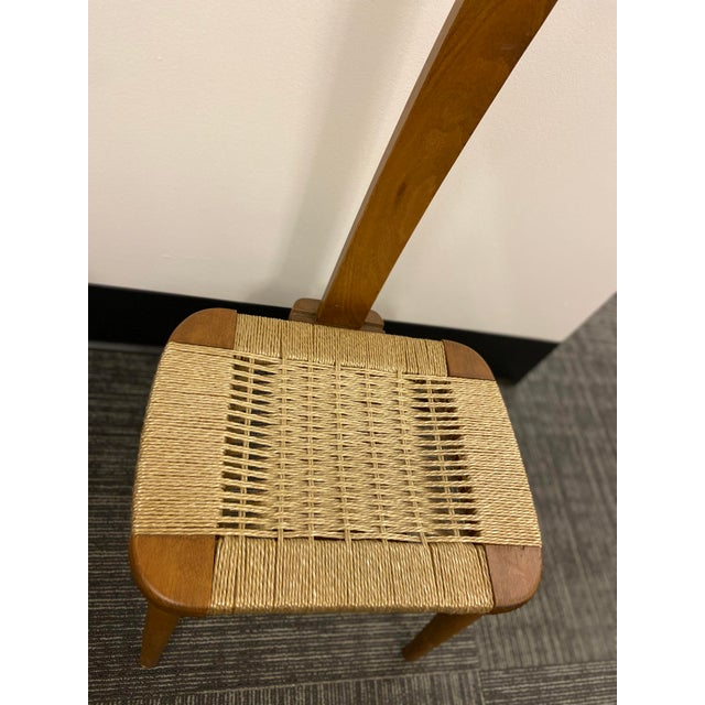 1960s Mid-Century Valet Chair For Sale - Image 4 of 5