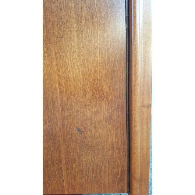 Mid Century Edmond Spence Credenza Cabinet For Sale - Image 12 of 13