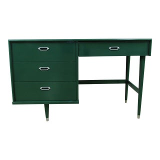 Mid-Century Modern Lacquered Desk For Sale