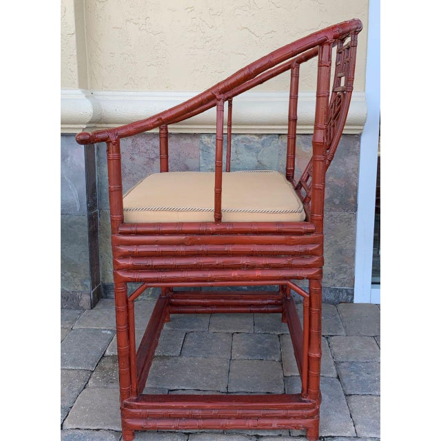 Late 19th Century Ming Style Quanyi Chairs -2- For Sale - Image 9 of 13