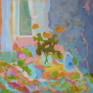 Morning Table by Anne Carrozza Remick