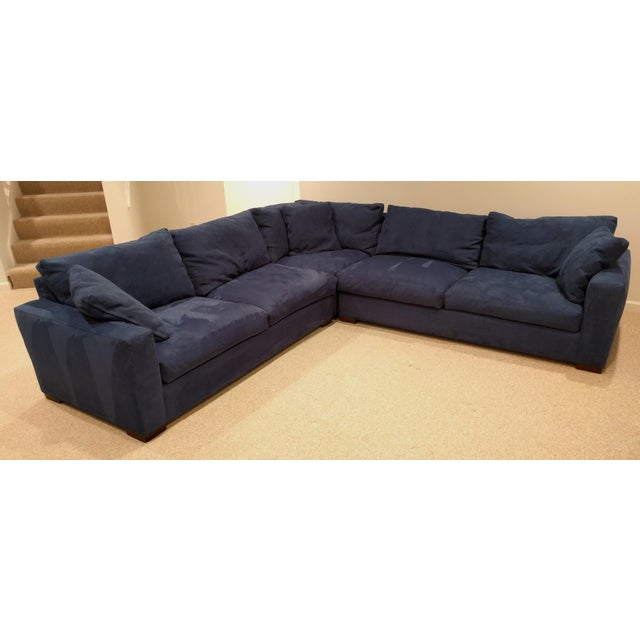 Room and Board Metro Sectional For Sale - Image 5 of 5