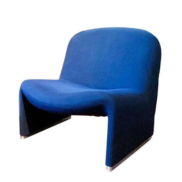 1970s Vintage Giancarlo Piretti Alky Chair For Sale