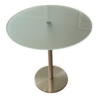 Post Modern Zack Side Table For Sale