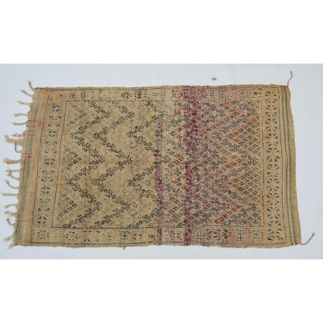 Moroccan Berber Rug For Sale - Image 9 of 9