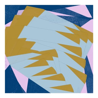 Jessica Poundstone Color Structure 3 Print